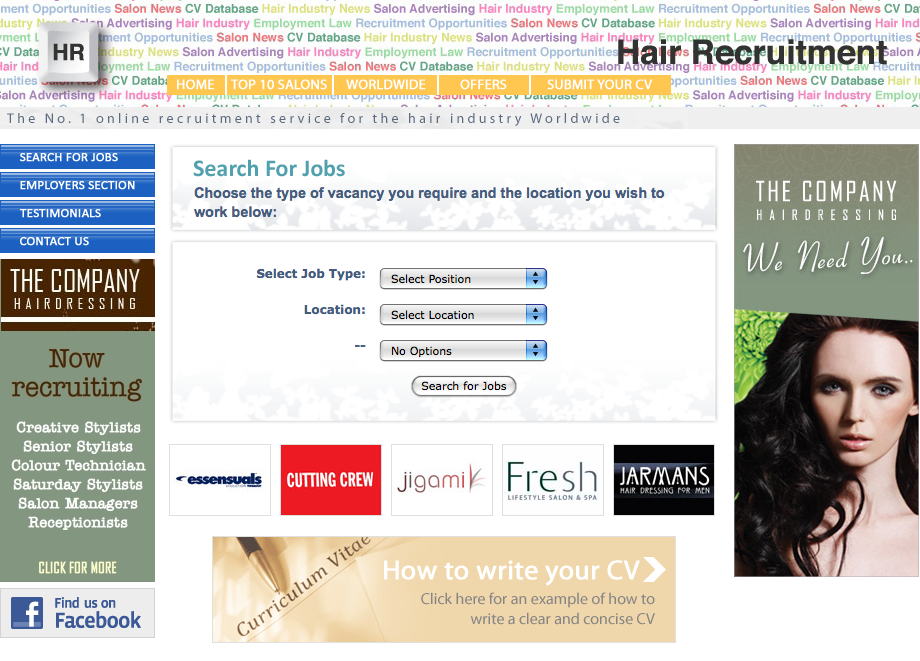 Hair Recruitment