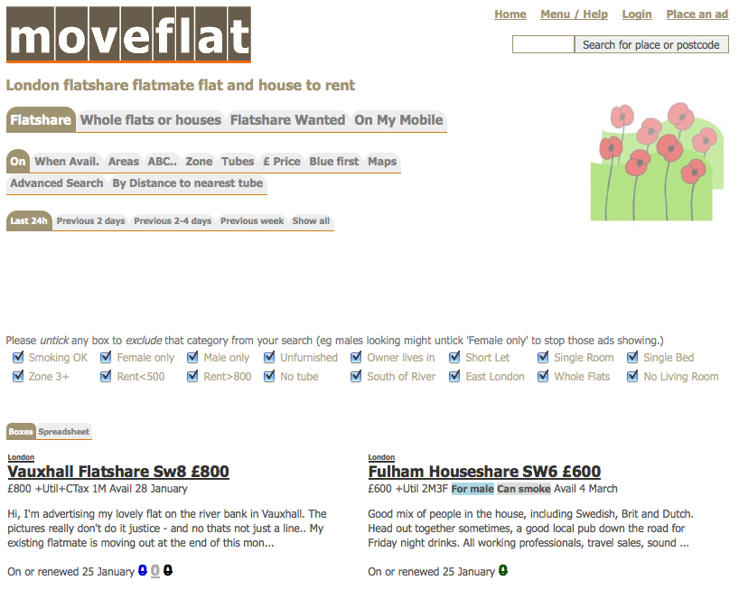 Moveflat