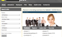 Education-jobs is a website for all classifications of staff working in schools and colleges in the UK.