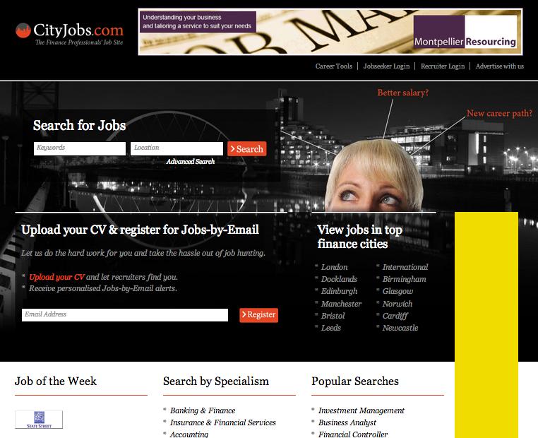 cityjobs.com