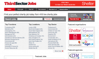 Third Sector Jobs