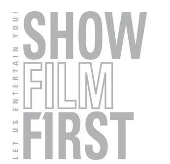 Showfilmsfirst