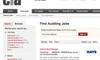 Careers in Audit