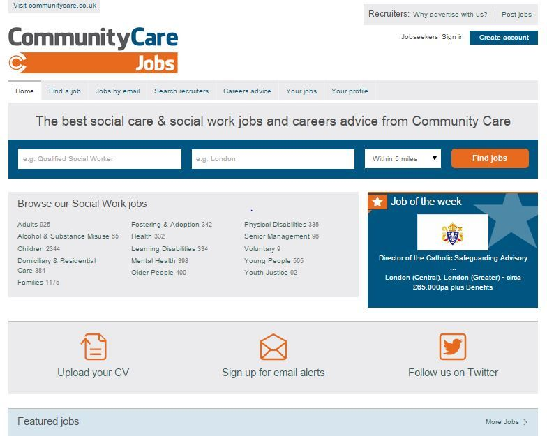 Community Care Jobs