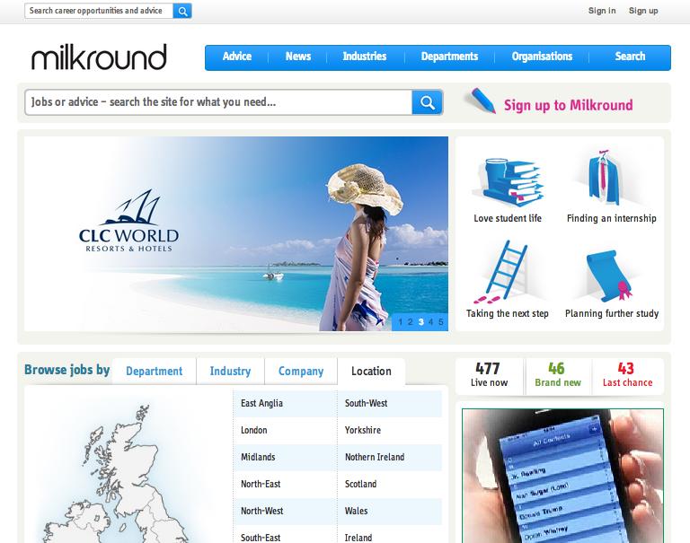 Milkround.com
