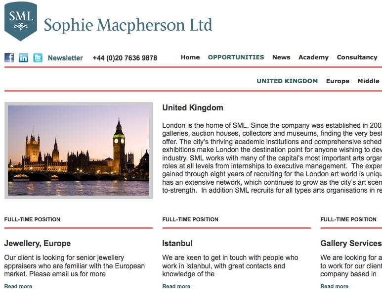 Sophie Macpherson