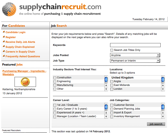 Supplychainrecruit