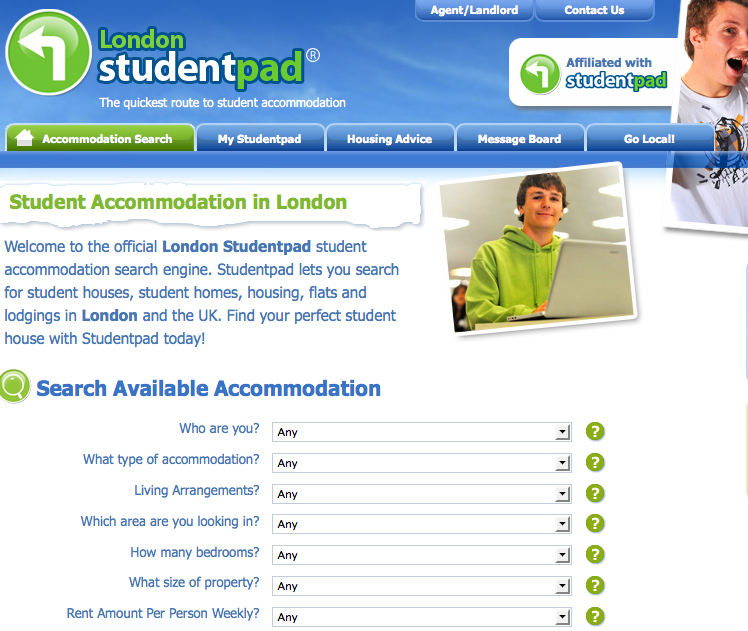 London Studentpad