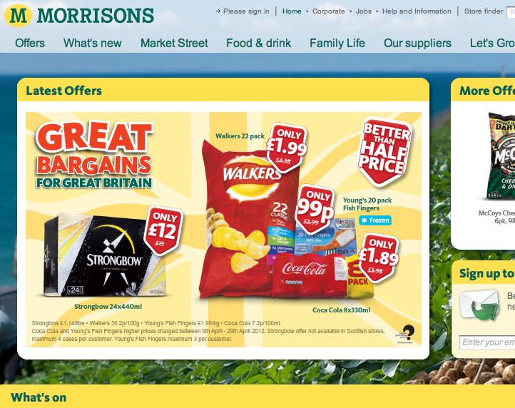 Morrisons.co.uk
