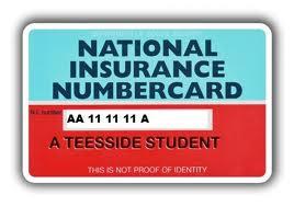 Job Hunting Tips - National Insurance Number