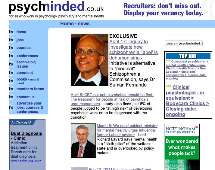 psychminded.co.uk