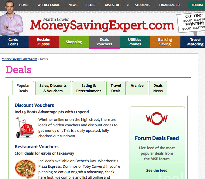 MoneySavingExpert