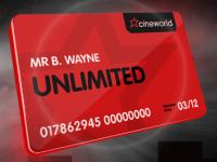 Cineworld Unlimited Card