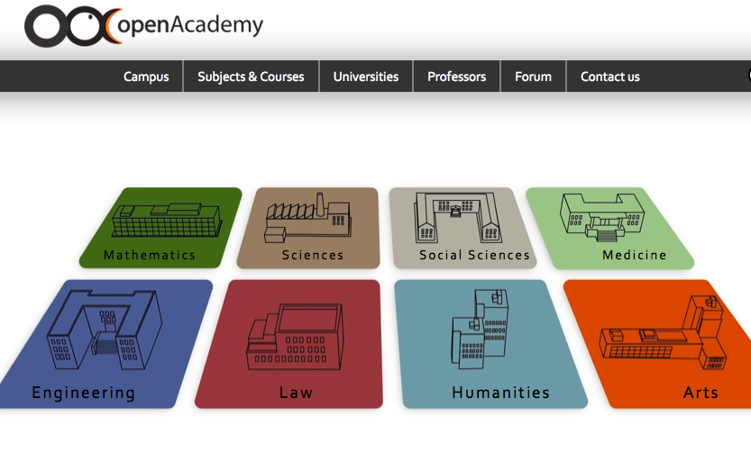 the open academy