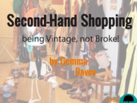 Second-Hand Shopping in London