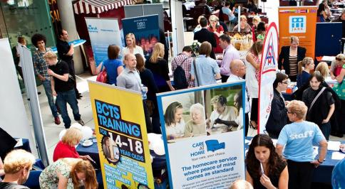 tips for attending careers fairs