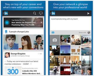 Linkedin job App - Best job search apps