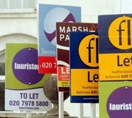 London Room rents rise