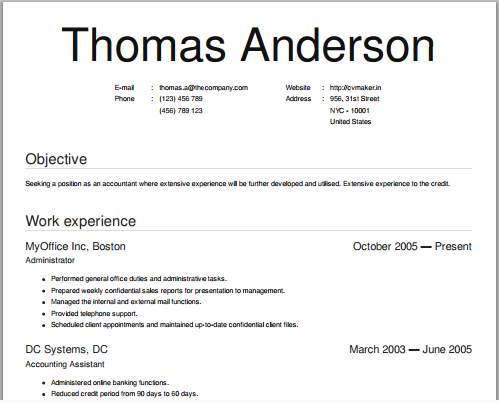 typist resume remains paychecks gq