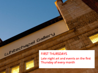First Thursdays in East London