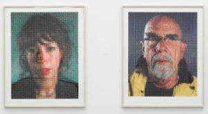 Chuck Close Prints: Process and Collaboration 6 March – 21 April 2013 South Galleries, Bermondsey