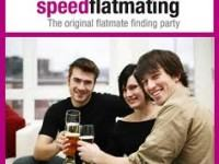 Speedflatmating in London