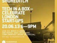 London Start-Ups at Boxpark