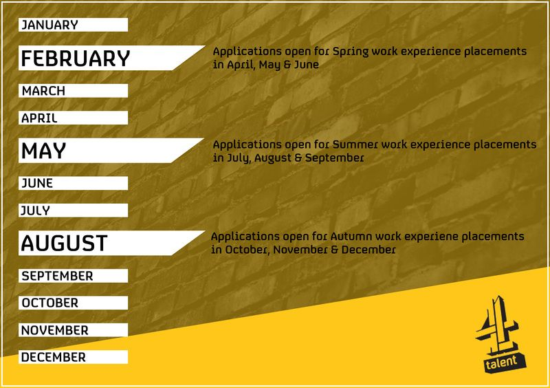 C4 Work Experience Programme