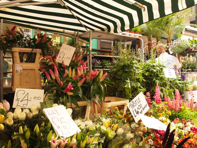 Top 5 London Markets