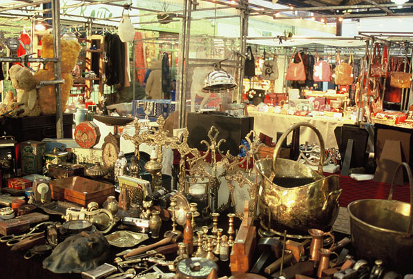 Top 5 London Markets
