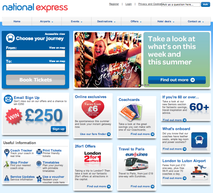 Nationalexpress UK