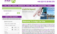 Indigo Car Hire UK