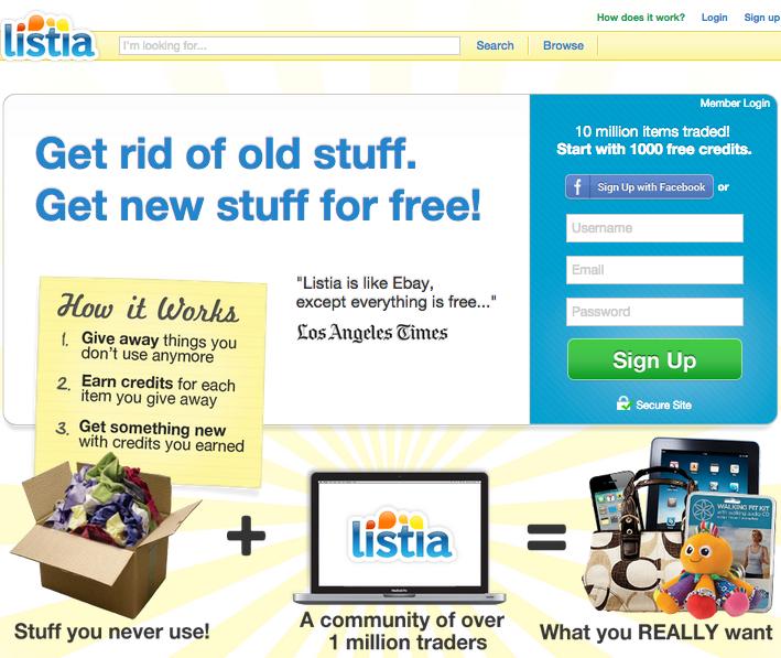 Listia.com Review