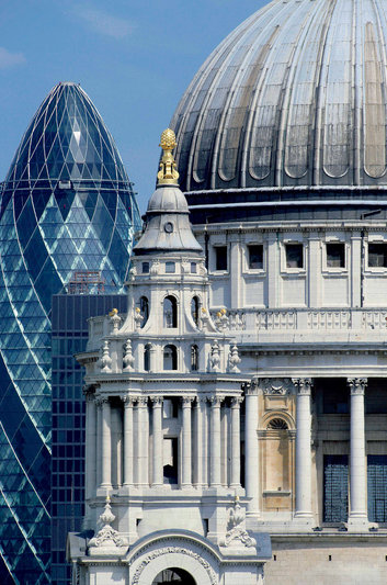 The Best Free London Walking Tours - The City of London
