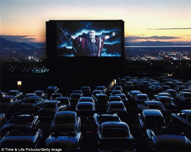 Drive In Cinema in London!