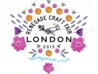 Renegade Craft Fair London 2015