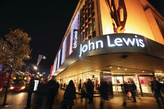 jobs at john lewis partnership