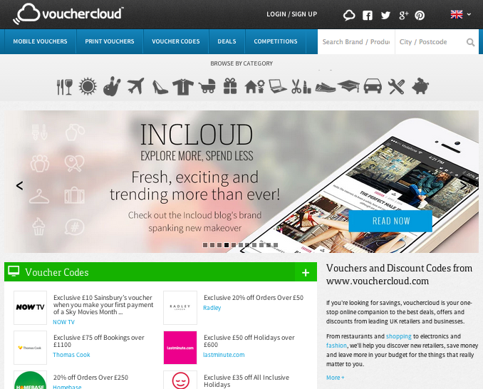 Vouchercloud.com Review