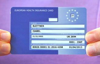 Free european health insurance card-brokeinlondon