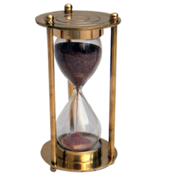 Ways to work faster - sand timer