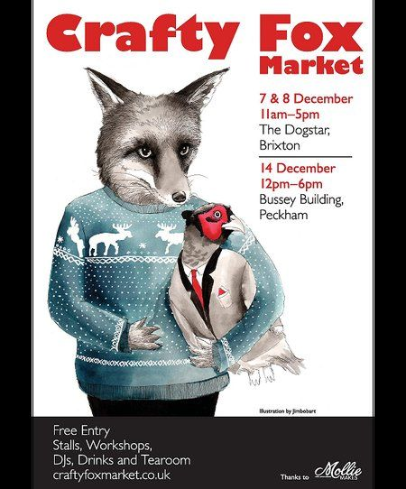 Free Events in London December 2013-More-London-christmas-market-the-chocolate-festival-london_crafty-fox-christmas-markets-e-flyer-600pxl