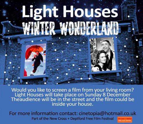 Free Films in London December 2013