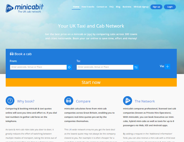 Minicabit Review