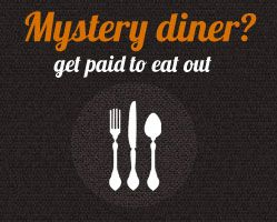 mystery diner in london