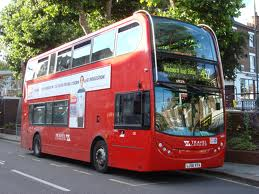 Cheap Travel in London - London Buses