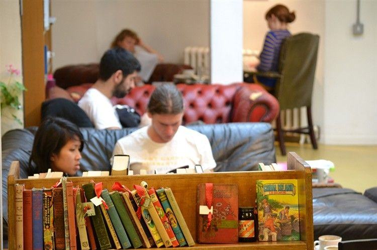 Community Cafes in London - Departure Cafe
