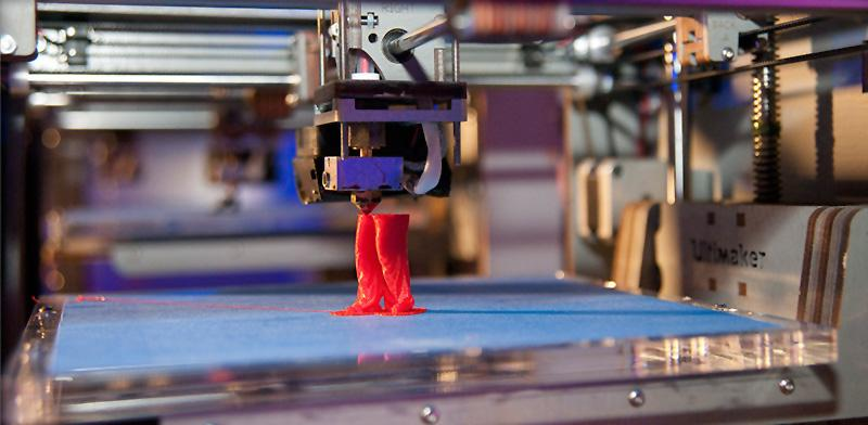 Free Events in London January 2014 - 3d printing