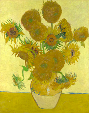 Free Events in London January 2014 - The Sunflowers