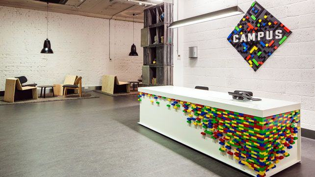 Jobs at the Google Campus in London