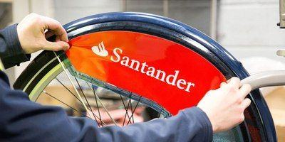 Santander cycle Hire